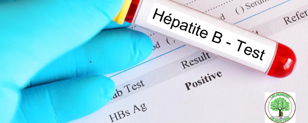 Hépatite B : une maladie infectieuse du foie liée au sexe ou au travail ,Voici le Remède naturel